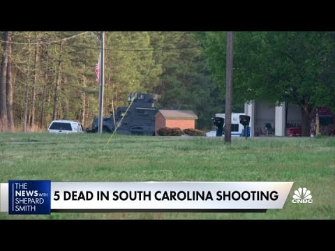 Five dead in South Carolina shooting