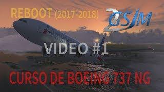 [REBOOT 737 NG] POWER UP (COLD&DARK Amplified Procedures)