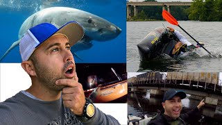 5 ways you COULD DIE in a KAYAK! (Watch THIS BEFORE KAYAKING!)