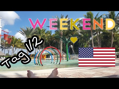 Eben KEIN langweiliger FMW Vlog TAG 1 ♡ Follow My Weekend | Pool | Leben in Cape Coral