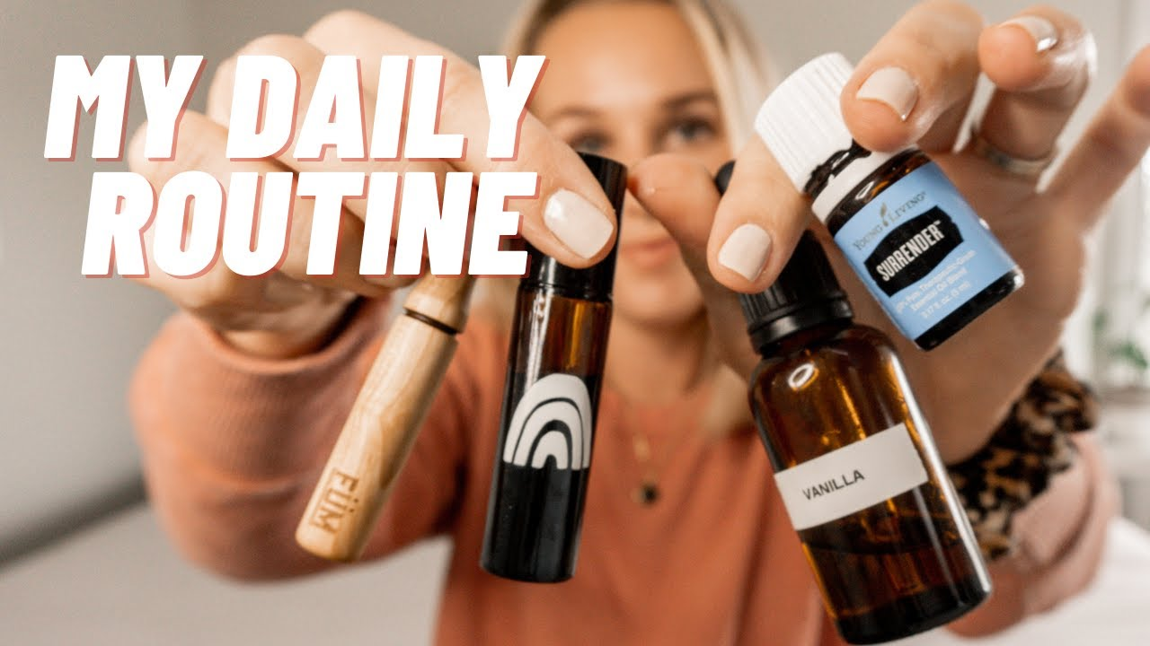 Download Young Living Essential Oils Daily Routine   Torey Noora