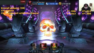 8x Muskel - Memory- Kristalle - Marvel Contest of Champions