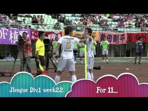 Funny Goal Celebrations of Sanfrecce  Hiroshima