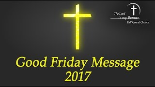 Good Friday Message in Tamil - Tamil Christian Message on Good Friday