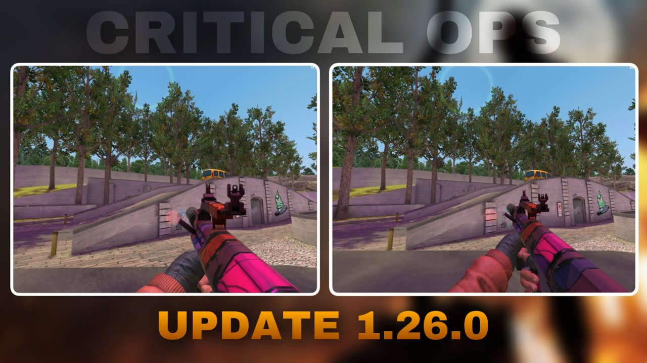 FULL DETAIL & REVIEW ON NEW CRITICAL OPS UPDATE 1.26 [BETA]