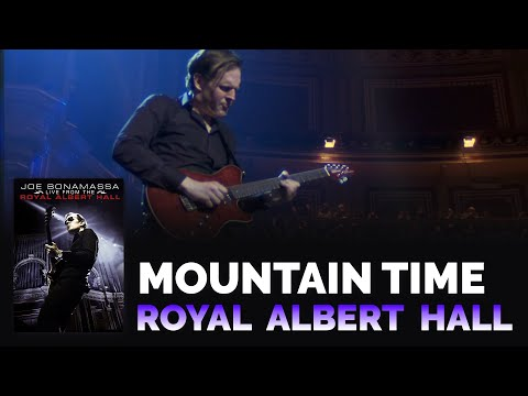 Joe Bonamassa - Mountain Time - Royal Albert Hall Live 2009