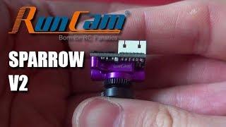 Runcam Micro Sparrow 2 - Review + Flight