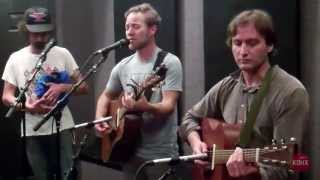 "Rogue Wave ""Figured It Out"" Live at KDHX 6/15/13"