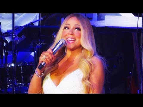 Mariah Carey - Miss You Most (At Christmas Time) Live 12-14-18