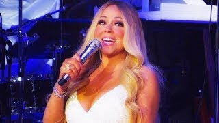 Mariah Carey - Miss You Most (At Christmas Time) Live 12-14-18 Video