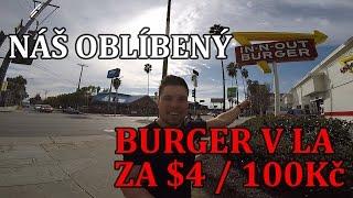 Nejlepší burger za 4$? Bezedný kelimek zdarma?