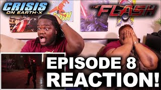 The Flash Season 4 Episode 8 : REACTION WITH MOM! (Crisis On Earth-X Part 3)