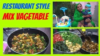 mix vegetable recipe / MIX VEG RECIPE / MIXED VEG RECIPE / Punjabi mix veg recipe
