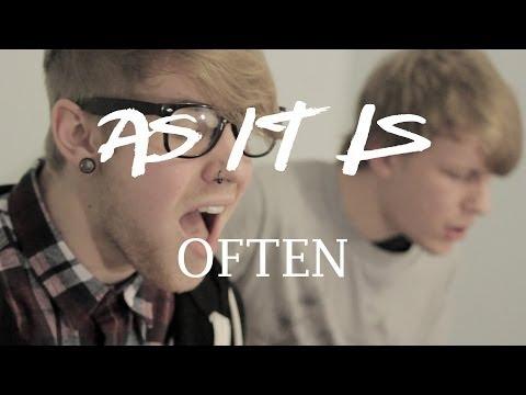 AS IT IS - Often [Acoustic Video]