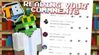 Reading your Comments!! - Truly Bedrock #13