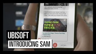 DISCOVER SAM, UBISOFT PERSONAL GAMING ASSISTANT