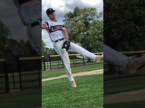 Randy Steen baseball recruiting video class of New Egypt High School class of 2020