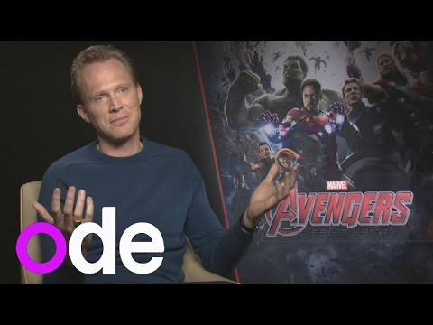 Avengers: Paul Bettany talks making the leap from JARVIS to Vision in Age of Ultron