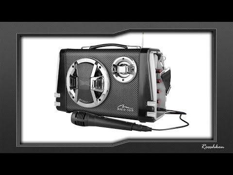 Media-Tech Karaoke Boombox BT - Recenzja głośnika z funkcją karaoke