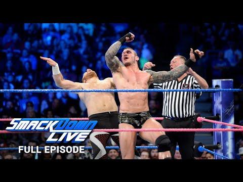 WWE SmackDown LIVE Full Episode, 24 October 2017