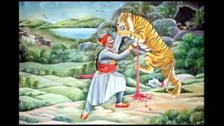 AREY GHAS RI ROTI HI from PITHAL AUR PATHAL _ Maharana Pratap Poem