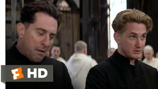 We're No Angels (3/9) Movie CLIP - Chanting Along (1989) HD