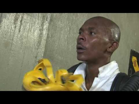 Mines Rescue South Africa Promotional Video