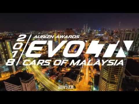 2018 EVOLTN Cars of Malaysia