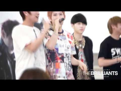 Junseung moment ♥ Jealous Junhyung?