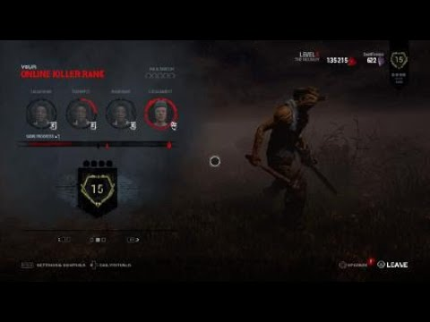 Dead by Daylight I only wanted the daily ritual...