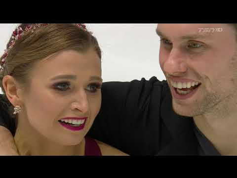 Kirsten MOORE TOWERS & Michael MARINARO Free Skate 2020 Canadian National Skating Championships