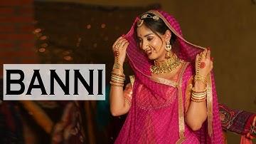 BANNI | Rajasthani Song | Wedding Dance | Nisha | DhadkaN Group