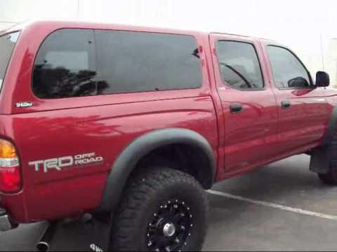 2001 Toyota Tacoma For Sale >> 2001 toyota tacoma - YouTube
