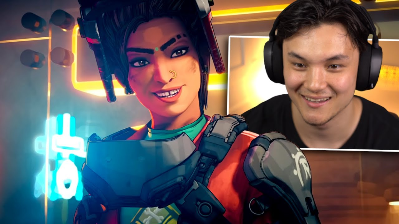 Apex Legends Season 6 Boosted Launch Trailer Reaction