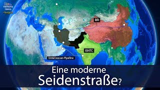 Die moderne Seidenstraße - Politische Analyse