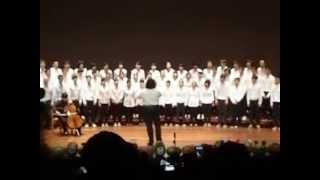 Repeat youtube video 2012中原大學母親節合唱比賽-建築系 The Lord part2