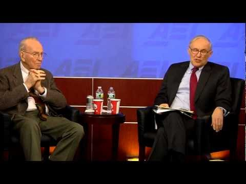 """Leon Kass and Walter Berns discuss Spielberg's """"Lincoln"""""""