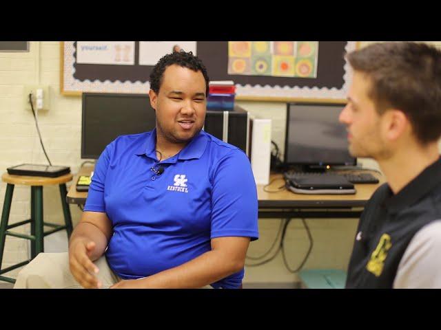 Morgan's Musings: Special Education Teacher with Dylan Kissak