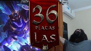 COMO ME CAGAN ESTOS CHUPAPIJAS    Los Platas en LAS    #36