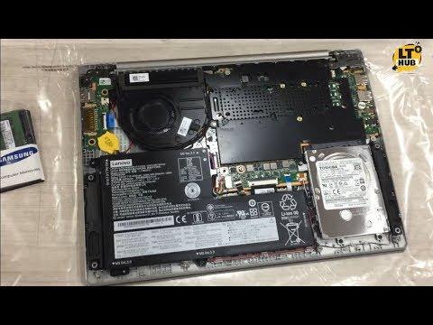 How To Upgrade Ram In Lenovo Ideapad 330s Lt Hub Youtube