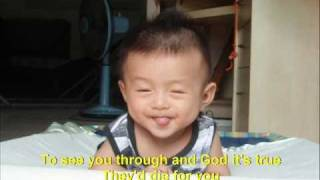 CHILD ( ANAK ) KARAOKE HD .wmv