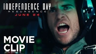 "Independence Day: Resurgence | ""Dog Fight"" Clip 