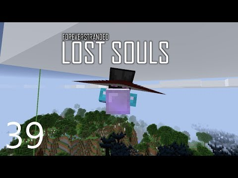 Forever Stranded Lost Souls - FLYING SQUID [E39] (Modded Minecraft)