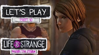 Life is Strange Before the Storm - I got Skip FIRED?! - Edgelord Relle Plays!