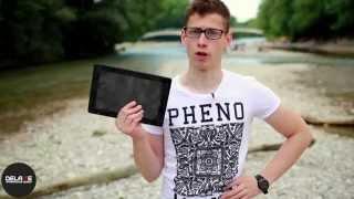 видео ASUS Padfone или смартфон в планшете от компании ASUS