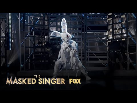 The Clues: Rabbit   Season 1 Ep. 5   THE MASKED SINGER
