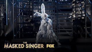 The Clues: Rabbit | Season 1 Ep. 5 | THE MASKED SINGER