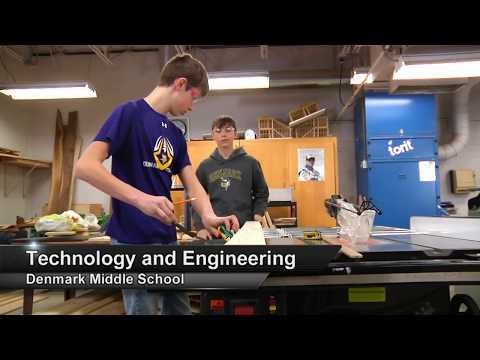 Denmark Middle School Technology and Engineering Profile