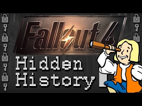 Fallout 4 - The Hidden History of Boston