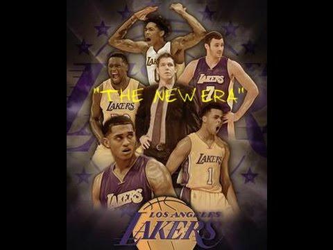 """Lakers 2016-17 Hype - """"TheNewEra"""""""